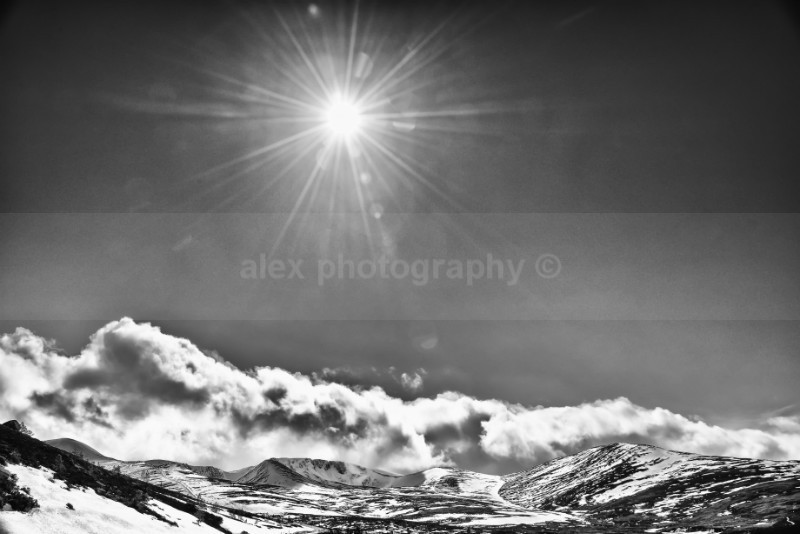 The Cairngorms - Landscape & Seascape