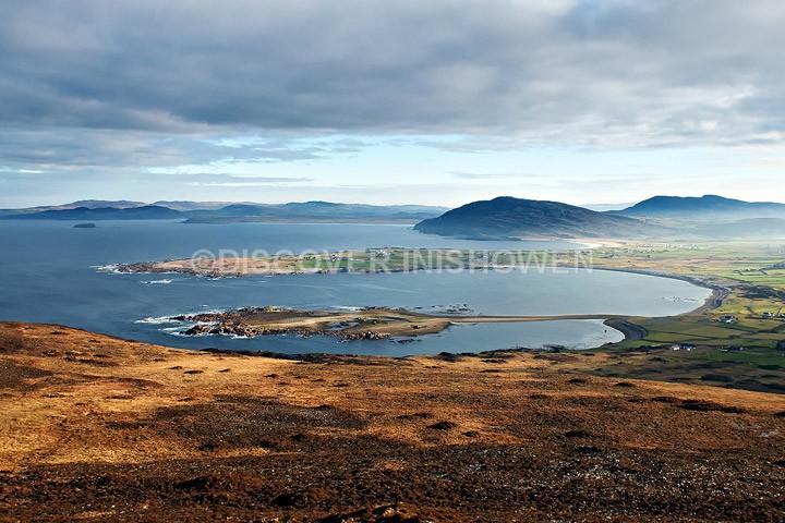 View from Dunaff Head - Inishowen peninsula