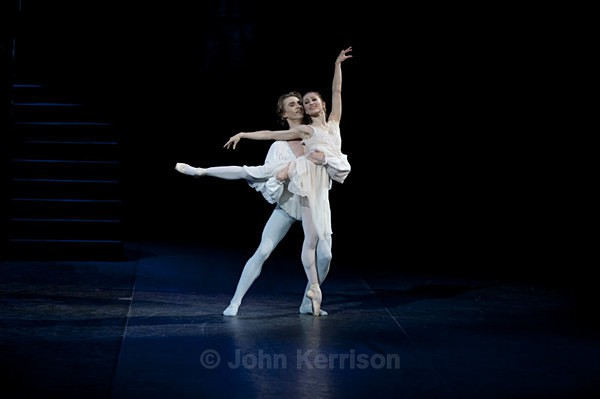 Daria Klimentova and Vadim Muntagirov (Romeo and Juliet) - Daria Klimentova and Vadim Muntagirov - Romeo and Juliet
