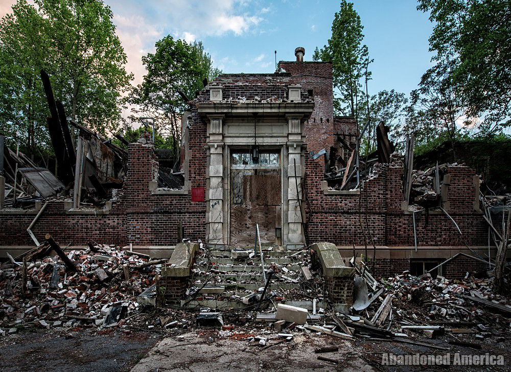Pennhurst State School (Spring City, PA) | Hospital Ruins - Pennhurst State School and Hospital