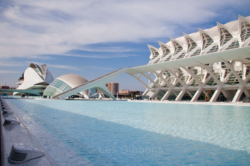 hemisferic sciences and opera - Valencia