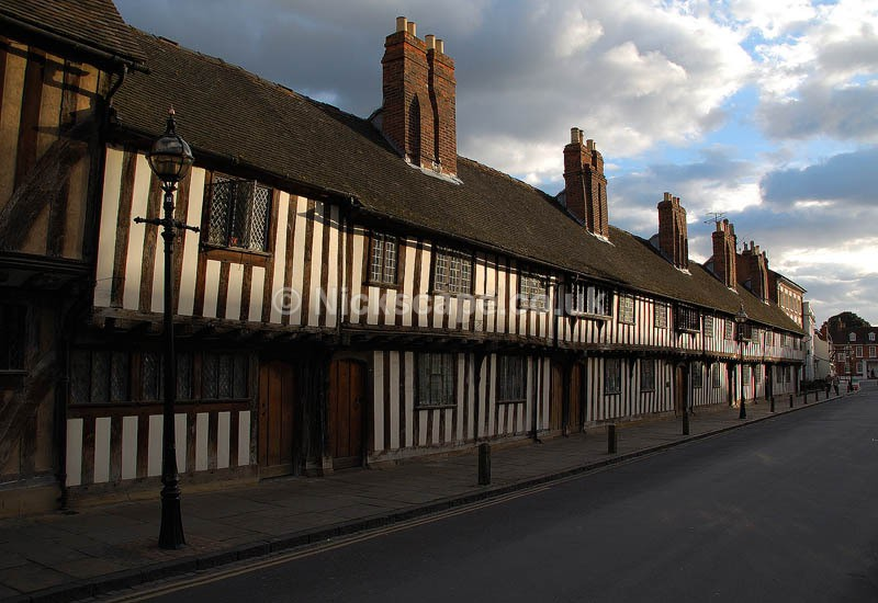 Alms Houses | Stratford upon Avon Photography Gallery