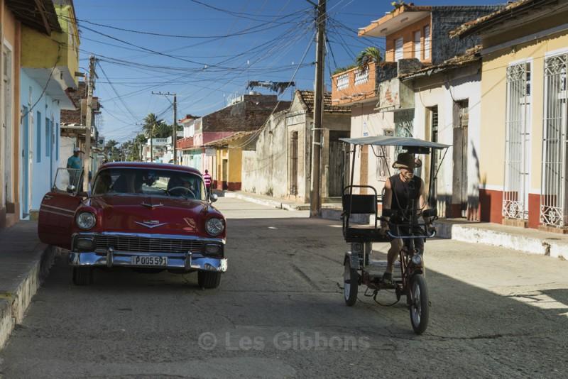 Trinidad transport - Cuba