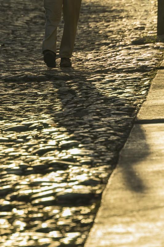 morning shadow - Cuba