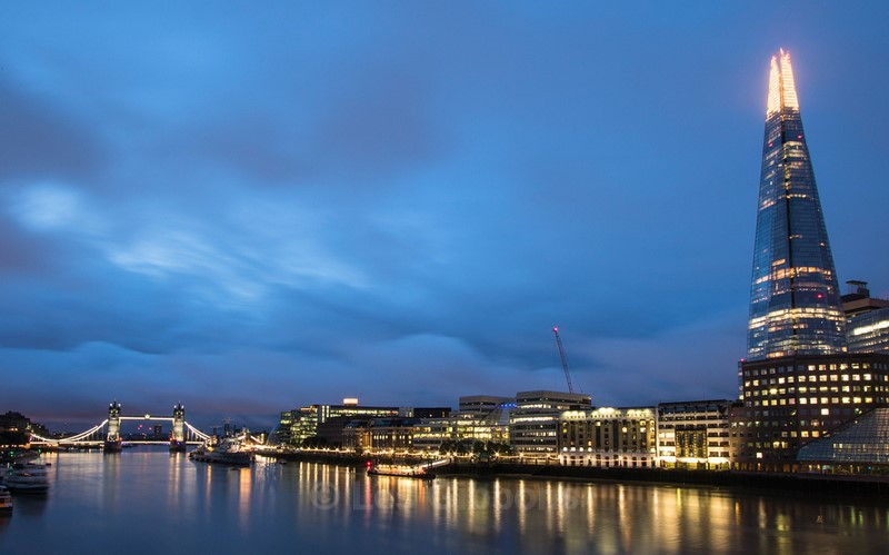 dawn - London