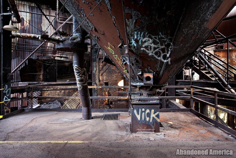 Carrie Furnaces (Rankin, PA) | Thanks For Nothing Vick - Carrie Furnaces