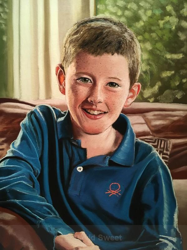 James - Children's Portraits
