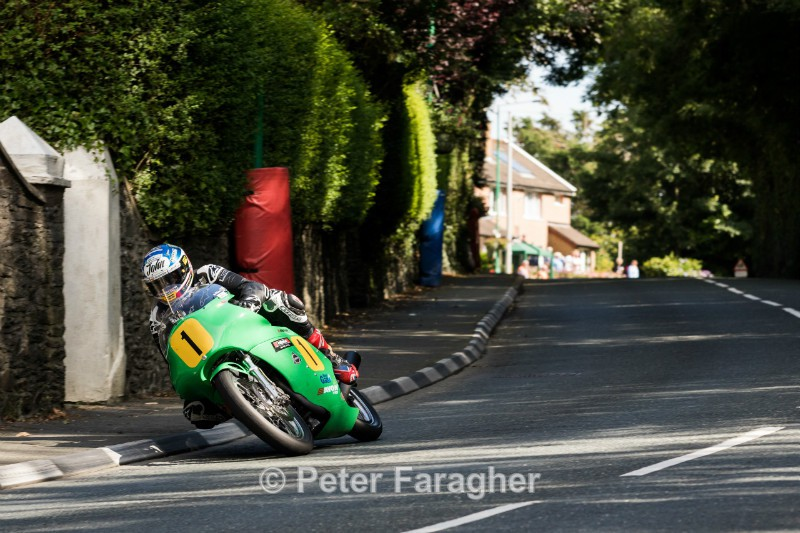 John McGuinness - Manx Grand Prix and Classic TT