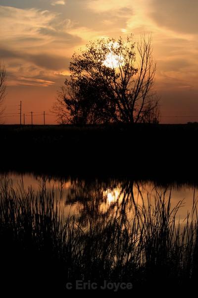 10-10-10 Sunset II - Marshall, Minnesota