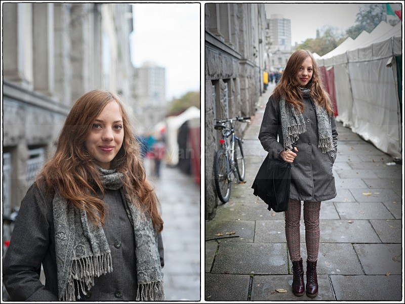 Magdalena - Street Fashion