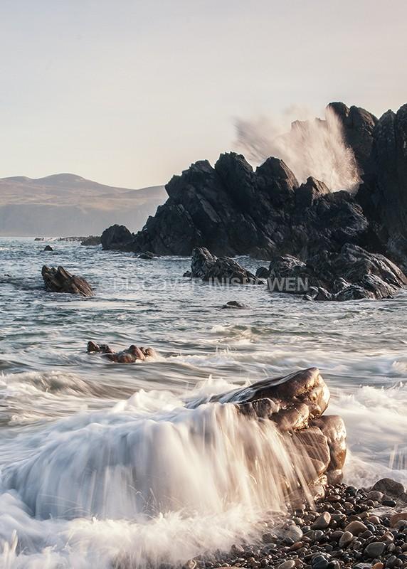 Blow hole, Isle of Doagh - Inishowen II