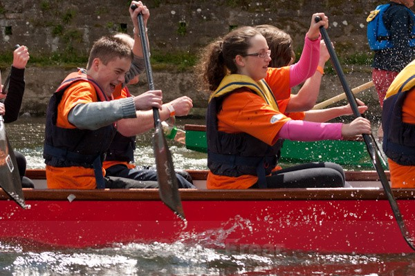 21 - Dumfries Devorgilla Dragon Boat Race 2010
