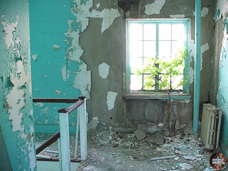 Henryton State Hospital   a lonely place - Henryton State Hospital