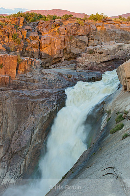 Falls - Landscape