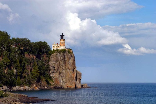 Split Rock - Lighthouses & Maine