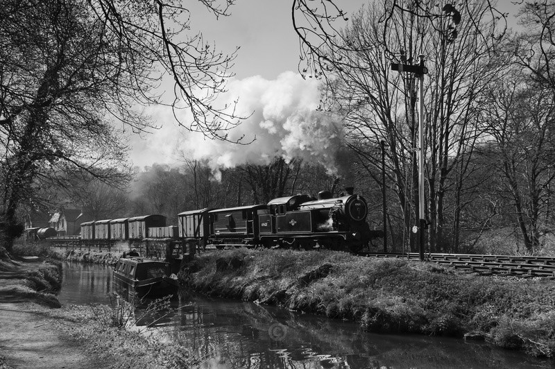 The Old and the New - The Lure of Steam