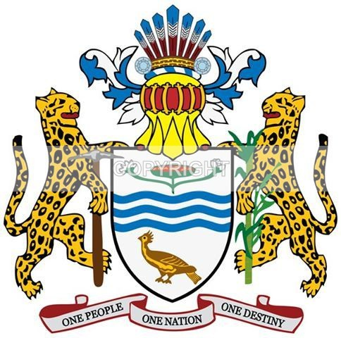 Country of Guyana - Heritage Family Name and Coat of Arms Store