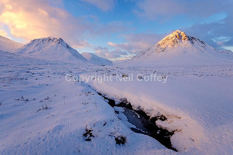 Sron na Creise & Buachaille Etive Mor, Highland4 - Landscape format