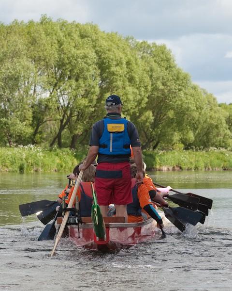 15 - Dumfries Devorgilla Dragon Boat Race 2010