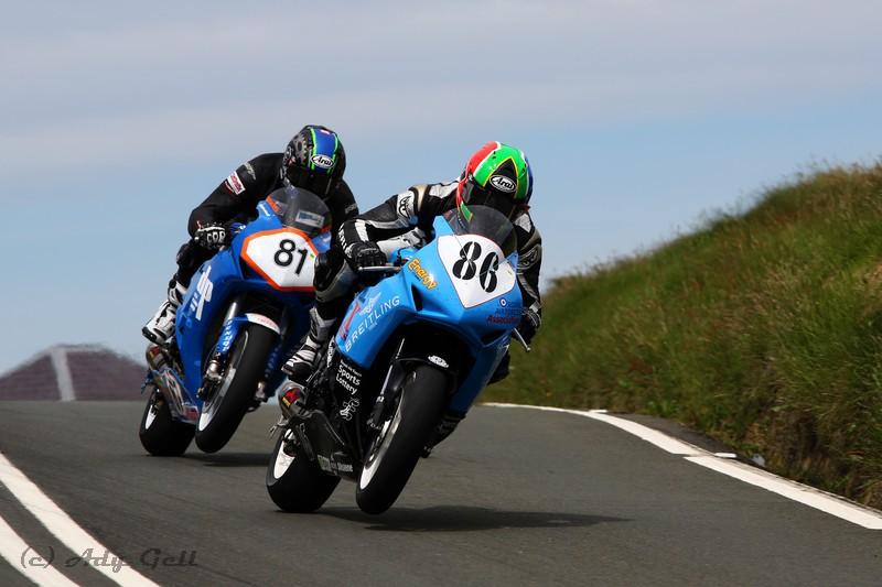 AJ Venter & Alexander Pickett - Racing