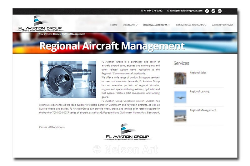 FL Aviation Group - The Media