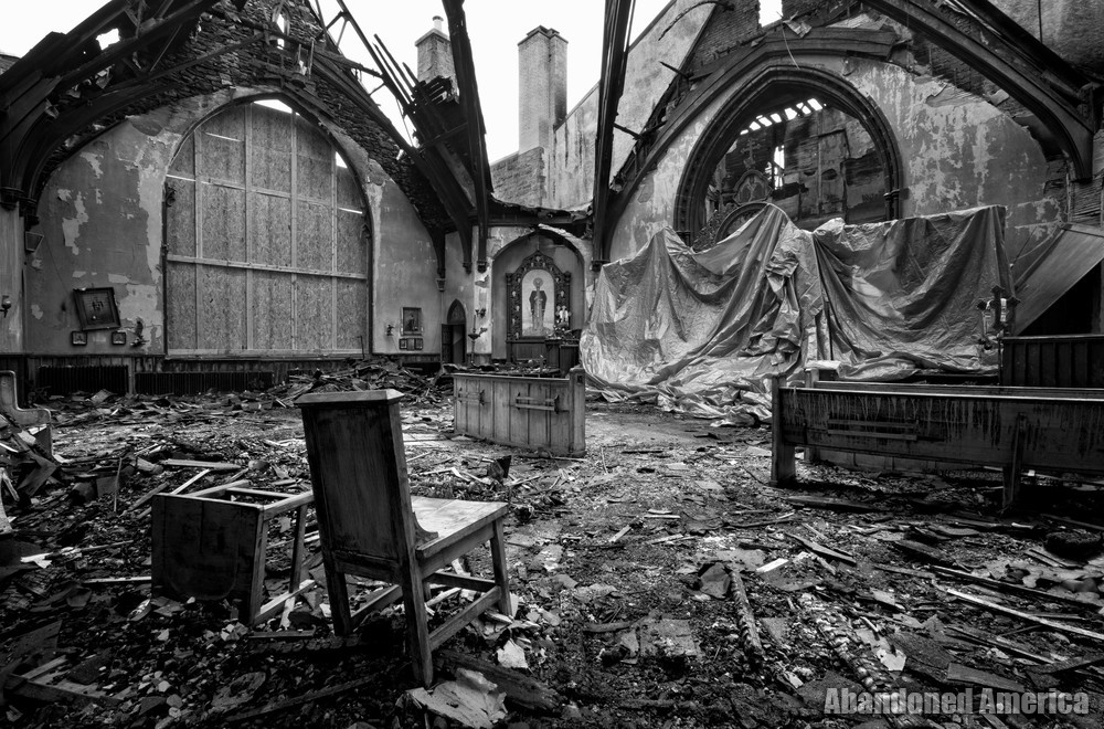 St. Mary the Protrectress (Philadelphia, PA) | Abandoned America
