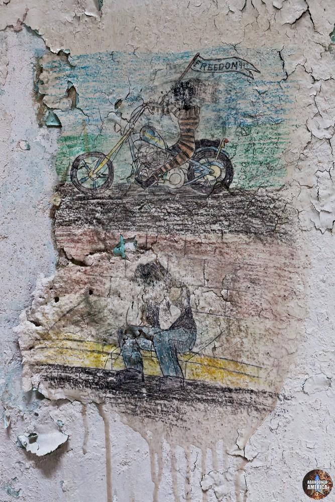 'Freedom '94' Holmesburg Prison, Philadelphia PA | Abandoned America by Matthew Christopher