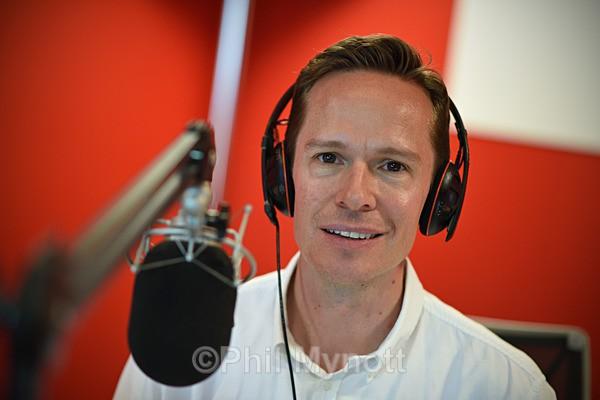 Jeremy Sallis BBC Cambridgeshire Broadcaster presenter photos TV Radio UK photographer