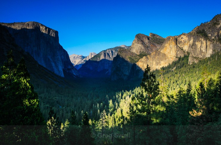 Tunnel View - USA (South West Road Trip)
