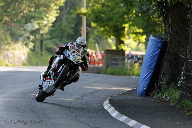 Dan Kneen K Tree - Racing