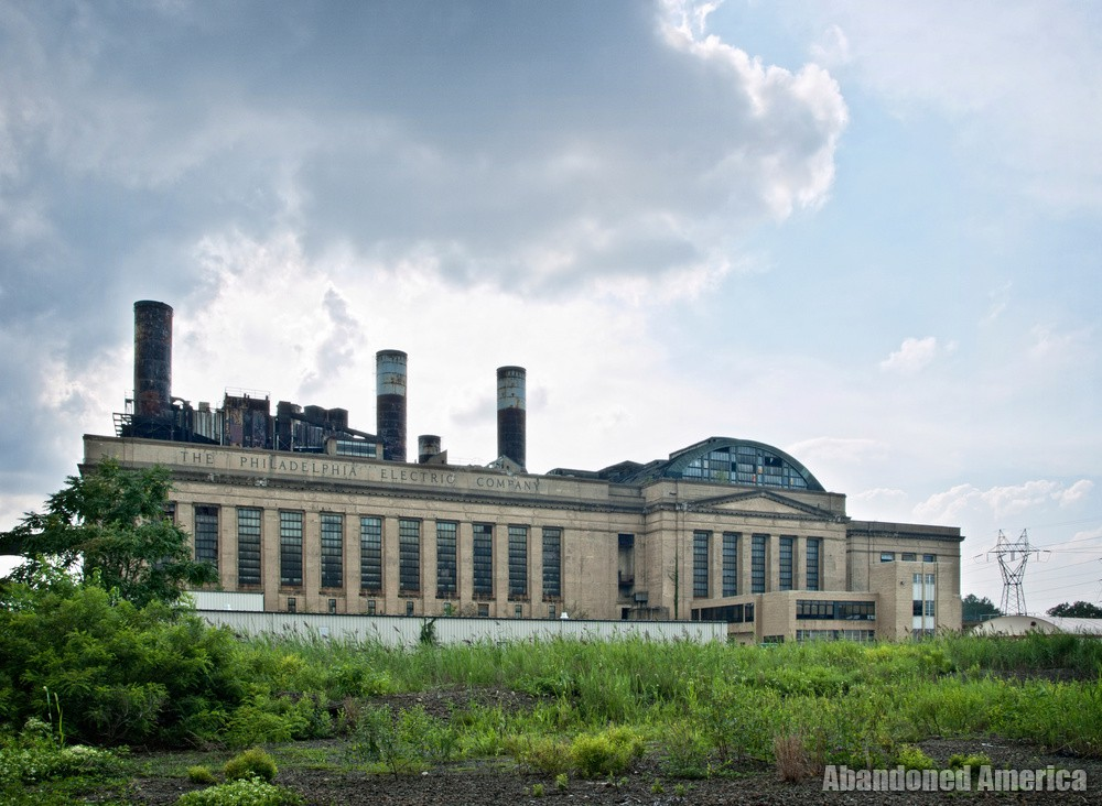 the will of an epoch - Portside Power Plant*