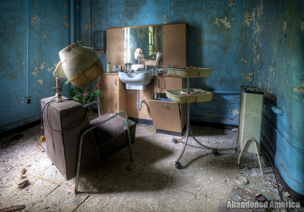 all the things that once seemed ordinary - Darbyville State Hospital*