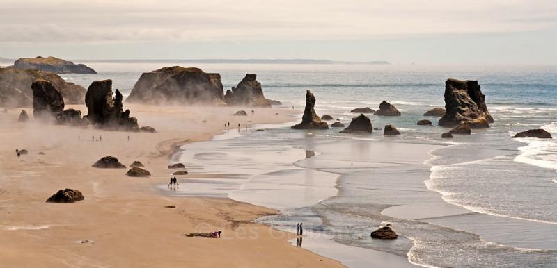 Bandon sea stacks - Oregon
