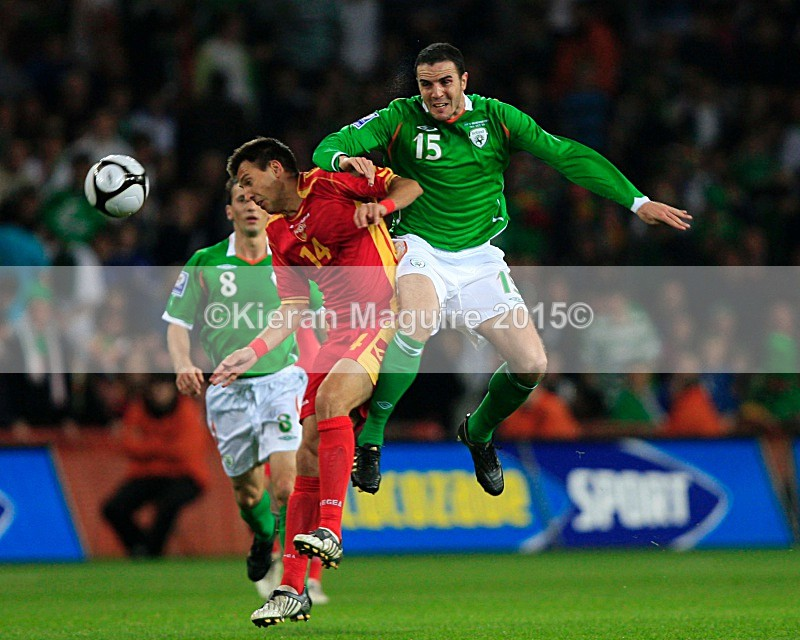 _MGN9013 - FIFA World Cup Qualifer Republic of Ireland v Montenegro 14/10/09