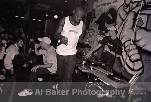 32 blade - Blade debut in MCR! @ firstlight dry bar 26.04.01