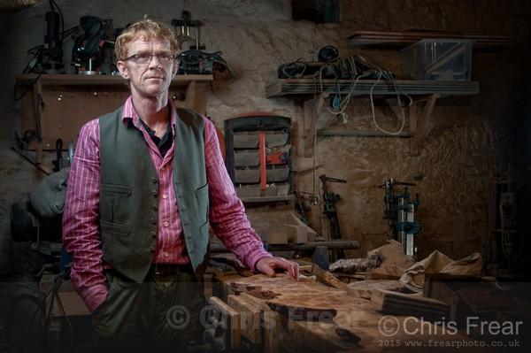 Phillip Wilson I - Workshop Portraits