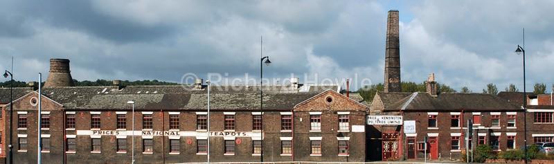Price & Kensington - Potteries Images