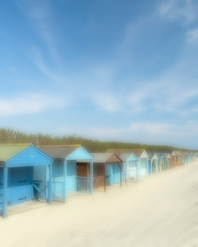 Huts - The South Coast