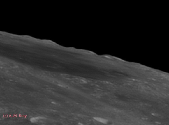 Mare Humboldtianum - Moon: North East Region