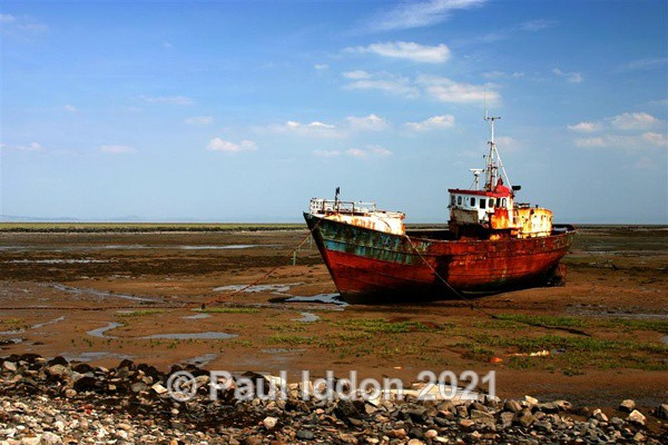The Old Trawler - Landscapes