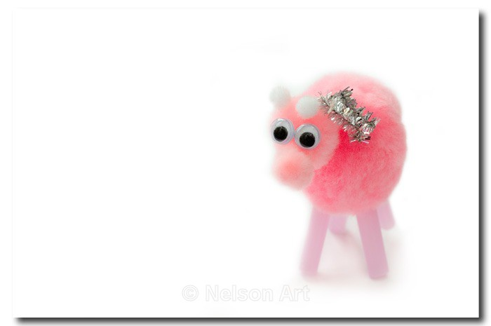Little Pink Pig - Objects