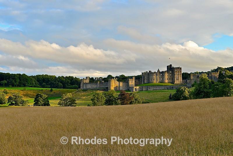Alnwick Castle - Landscape Shop