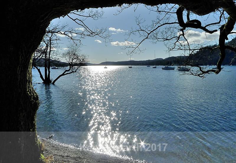 Sunny Bowness - Lakeland Landscapes