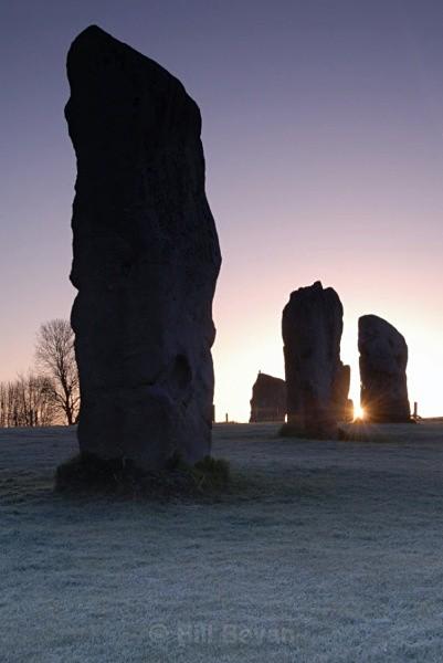 Avebury Frost - Walk Into Prehistory