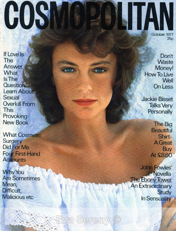 October 1977 - International Magazine Covers