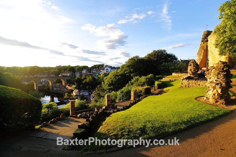 Mid Summer Day in Knaresborough - Views Around Harrogate: