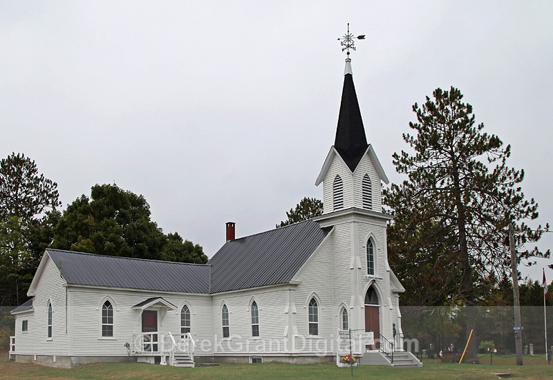 Brockway Union Church - Churches of New Brunswick