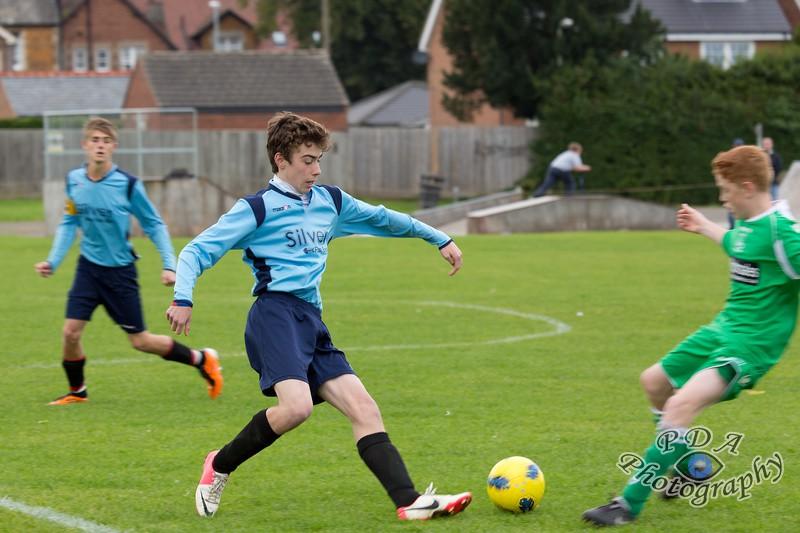 49 Football - Earls Barton United FC U16
