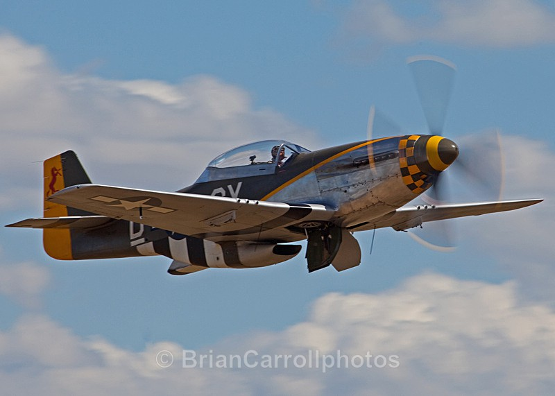 North Amercian P-51 Mustang