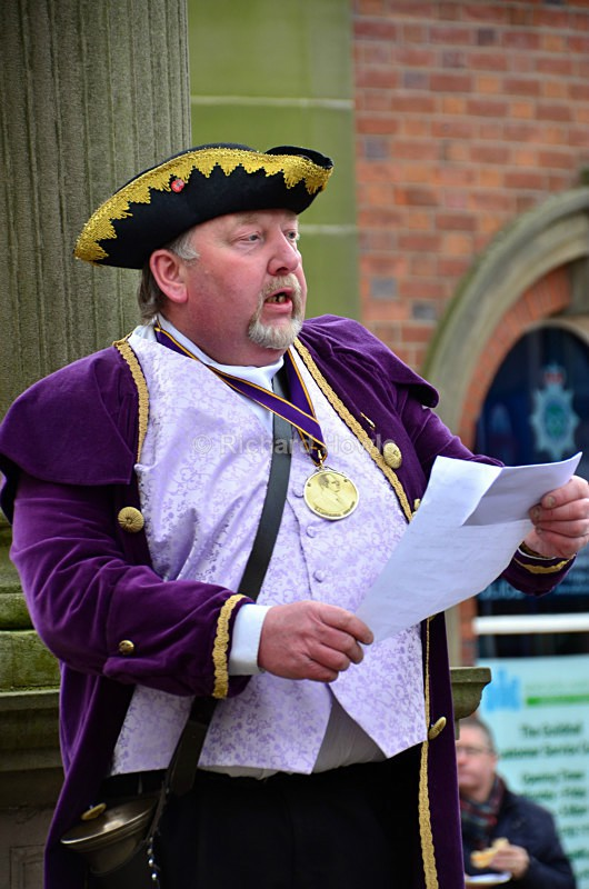 Town Crier 62 - Town Crier Competition